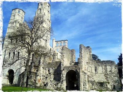 abbazia jumieges 95