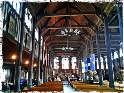 honfleur church95
