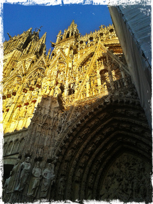 rouen cattedrale 95