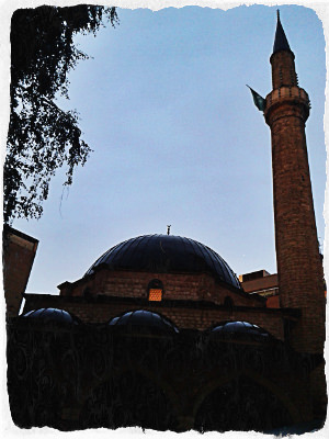sarajevo moschea
