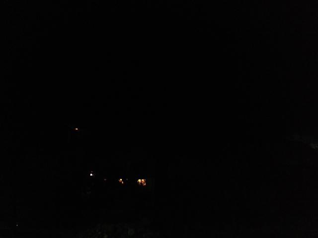 srebrenica notte